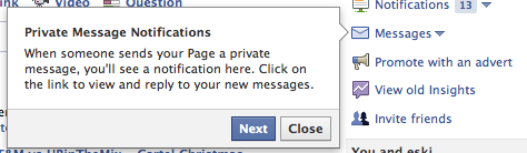 how to send a private message on facebook youtube