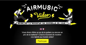 Air Music Contest